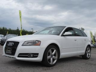 Used 2013 Audi A3 4dr HB Auto FrontTrak 2.0T Progressiv for sale in Newmarket, ON