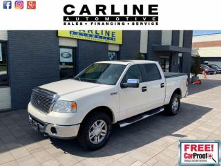 Used 2008 Ford F-150 LARIAT 4X4 CR for sale in Nobleton, ON