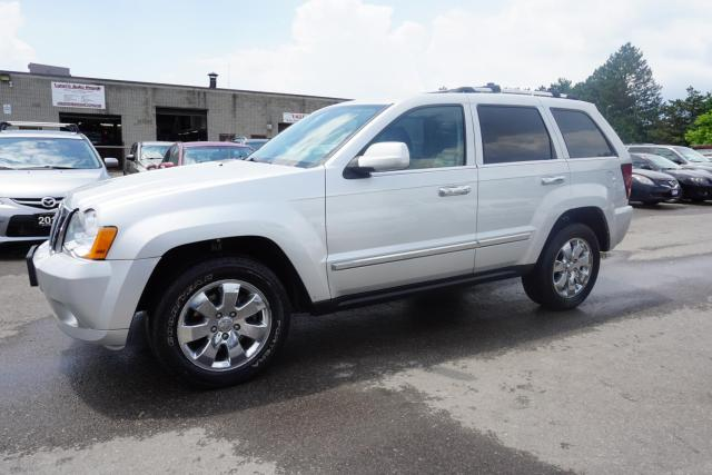 2010 Jeep Grand Cherokee Limited 4WD CERTIFIEID 2YR WARRANTY CAMERA BLUETOOTH HEATED LEATHER AUX