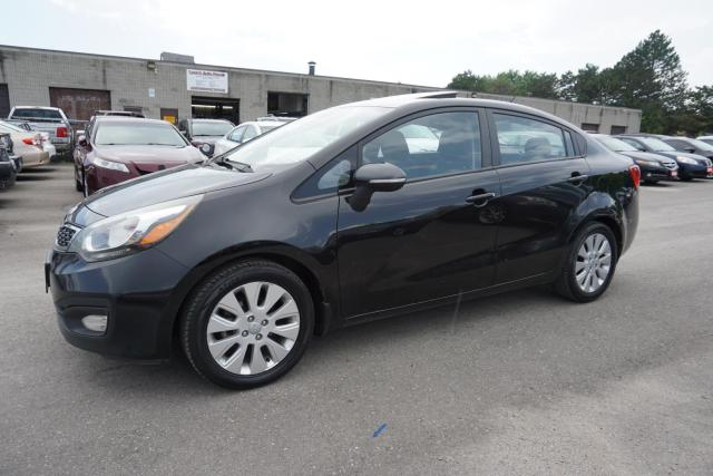 2013 Kia Rio EX SEDAN 6Spd CERTIFIED 2YR WARRANTY *1 OWNER* CAMERA SUNROOF BLUETOOTH HEATED 2013 Kia Rio EX SEDAN 6Spd CERTIFIED 2YR WARRANTY *1 OWNER* CAMERA SUNROOF BLUETOOTH HEATED