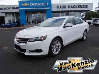 Used 2015 Chevrolet Impala LT for sale in Renfrew, ON