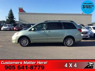 Used 2007 Toyota Sienna XLE Limited 7 Passenger  AWD 5dr XLE LTD 7-Passenger for sale in St. Catharines, ON
