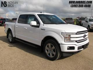 New 2019 Ford F-150 Lariat   - Lariat Luxury -  Leather Seats for sale in Paradise Hill, SK