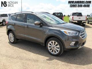 Used 2019 Ford Escape SEL 4WD  - Heated Seats -  Power Tailgate for sale in Paradise Hill, SK