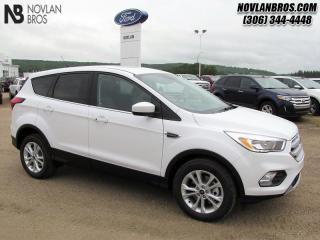 Used 2019 Ford Escape SE 4WD  - Heated Seats for sale in Paradise Hill, SK