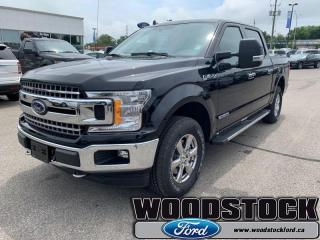 New 2019 Ford F-150 XLT  - Diesel Engine - Navigation for sale in Woodstock, ON