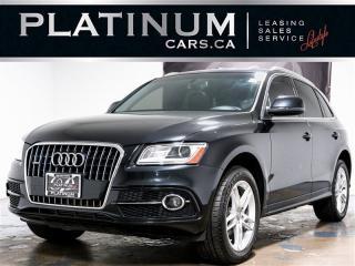 Used 2014 Audi Q5 2.0T Quattro PROGRESSIV, NAVI, PANO, Heated Lthr for sale in Toronto, ON