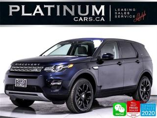 Used 2016 Land Rover Discovery Sport HSE AWD, NAV, SUNROOF, CAM, HEATED SEATS for sale in Toronto, ON