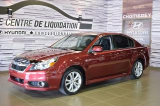Used 2013 Subaru Legacy 2.5i w/Touring Pkg+TOIT+MAGS for sale in Laval, QC