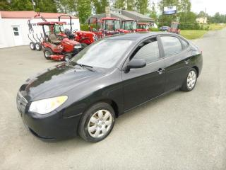 Used 2009 Hyundai Elantra Berline 4 portes, boîte manuelle, GL for sale in St-Joseph-de-Beauce, QC