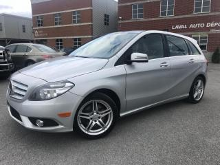 Used 2014 Mercedes-Benz B250 B250 Sports Tourer for sale in Laval, QC
