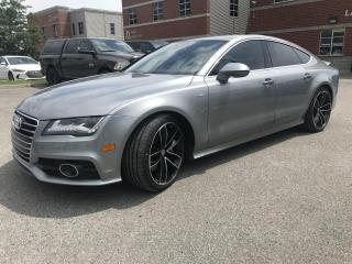 Used 2014 Audi A7 S-Line/ Premium Plus for sale in Laval, QC