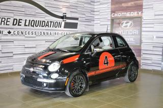 Used 2012 Fiat 500 Lounge+cuir+t.ouvran for sale in Laval, QC