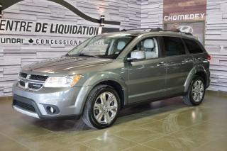 Used 2012 Dodge Journey R/t+awd+cuir+7passag for sale in Laval, QC