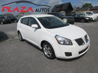 Used 2009 Pontiac Vibe Base for sale in Beauport, QC