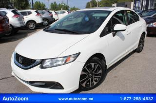 Used 2015 Honda Civic EX **SUNROOF** FINANCEMENT FACILE !! for sale in Laval, QC