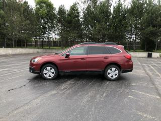 Used 2017 Subaru Outback 2.5I AWD for sale in Cayuga, ON