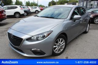 Used 2015 Mazda MAZDA3 GS SPORT **CAMERA** FINANCEMENT FACILE ! for sale in Laval, QC