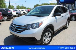 Used 2014 Honda CR-V LX **AWD** FINANCEMENT FACILE !! for sale in Laval, QC
