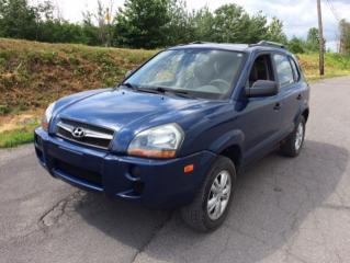 Used 2009 Hyundai Tucson 4 portes, traction avant, 4 cyl. en lign for sale in Quebec, QC