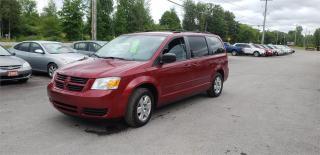Used 2010 Dodge Grand Caravan 204k safetied we finance SE for sale in Madoc, ON