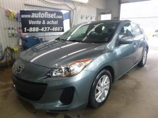 Used 2012 Mazda MAZDA3 Sport for sale in St-Raymond, QC