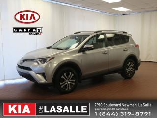 Used 2017 Toyota RAV4 LE // AWD // Bluetooth // Camera // Cruise // for sale in Montréal, QC