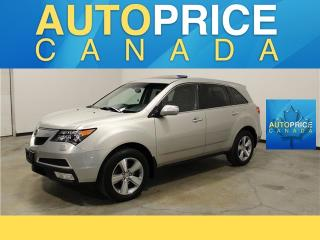 Used 2012 Acura MDX Technology Package TECH PK|NAVIGATION|REAR CAM for sale in Mississauga, ON