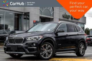 Used 2018 BMW X1 xDrive28i|Light.Pkg|Pano.Sunroof|GPS|Heat.Frnt.Seats|Backup.Cam|Keyless.Go| for sale in Thornhill, ON