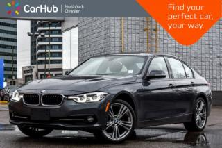Used 2017 BMW 3 Series 330i xDrive|Light.Pkg|Harman.Kardon|GPS|Bluetooth|Sunroof|KeylessGo| for sale in Thornhill, ON