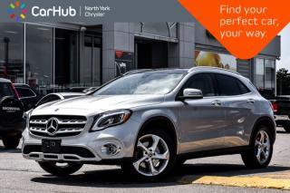 Used 2018 Mercedes-Benz GLA 250|Smartphone.Integ,Illumination.Pkgs|Pano.Sunroof|Bluetooth|GPS| for sale in Thornhill, ON