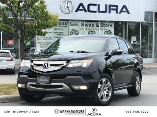 Used 2008 Acura MDX 5sp at SH-AWD, 3.7L V6 300HP, 7-Passenger for sale in Markham, ON