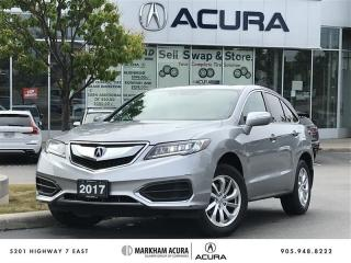 Used 2017 Acura RDX Tech at AWD, V6 279HP, Navigation for sale in Markham, ON