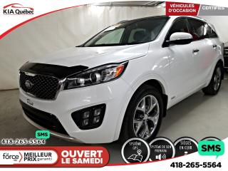 Used 2016 Kia Sorento Sx Turbo Awd Gps for sale in Québec, QC