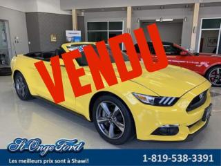 Used 2016 Ford Mustang GT premium décapotable 2 portes for sale in Shawinigan, QC