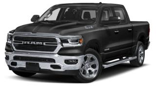 New 2019 RAM 1500 Big Horn 4x4 Crew Cab for sale in Abbotsford, BC