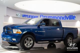 Used 2011 RAM 1500 for sale in Drummondville, QC