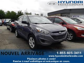 Used 2015 Hyundai Tucson GL+BANCS CHAUFF+BLUETOOTH+CRUISE+A/C for sale in Sherbrooke, QC
