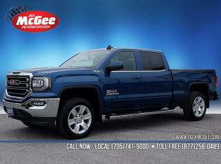 Used 2017 GMC Sierra 1500 SLE 5.3L, Z71, Htd Bkts, Kodiak, Rmt Start, 20