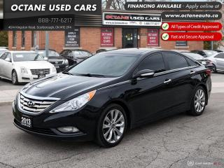 Used 2013 Hyundai Sonata 2.0T Limited LIMITED! Accident Free! 1 Owner! for sale in Scarborough, ON
