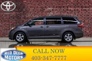 Used 2016 Toyota Sienna LE for sale in Red Deer, AB