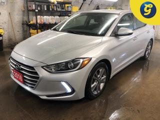 Used 2018 Hyundai Elantra Blindspot assist * Phone connect * Voice recognition * Reverse camera * Heated front seats * Heated steering wheel * Power windows/locks/mirrors * Aut for sale in Cambridge, ON