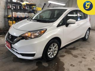 Used 2018 Nissan Versa Note SV * Reverse camera * Phone Connect * Voice Recongintion * 15 Inch Alloy rims *  Climate control * Heated front seats * Cruise Control * Traction cont for sale in Cambridge, ON