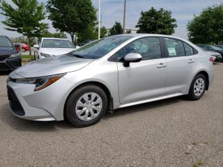 Used 2020 Toyota Corolla L for sale in Etobicoke, ON