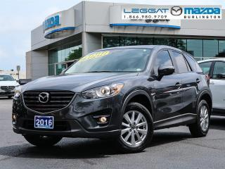 Used 2016 Mazda CX-5 GS - AWD, BLUETOOTH, MOONROOF, HEATED SEATS, REAR CAMERA for sale in Burlington, ON