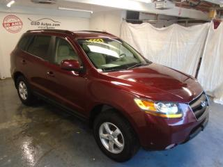 Used 2009 Hyundai Santa Fe Gl/gls for sale in Ancienne Lorette, QC