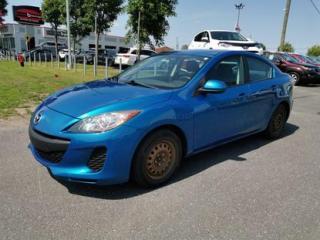 Used 2012 Mazda MAZDA3 GX for sale in Drummondville, QC