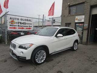 Used 2013 BMW X1 28i traction intégrale Cuir, Mags, Toit for sale in Montréal, QC