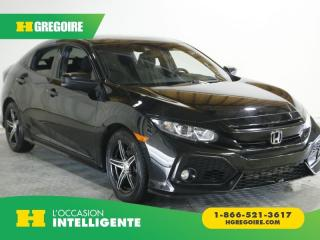 Used 2017 Honda Civic SPORT AC GR ELEC for sale in St-Léonard, QC