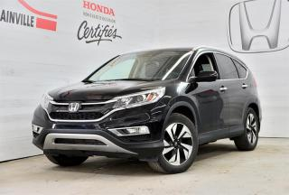 Used 2015 Honda CR-V Touring AWD for sale in Blainville, QC
